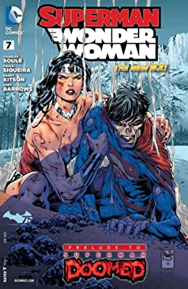 Superman/Wonder Woman (2013-2016) #7
