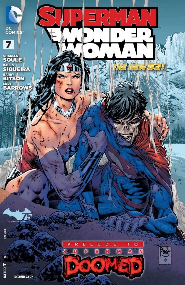 Superman/Wonder Woman (2013-) #7