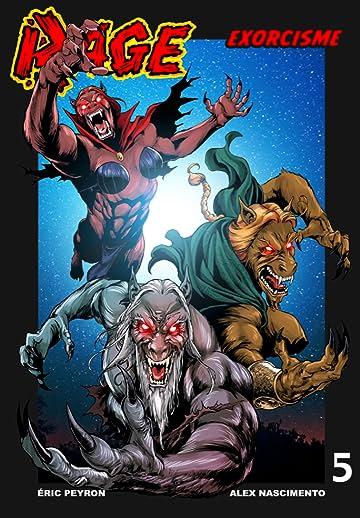 Rage - Fléau des démons No.5