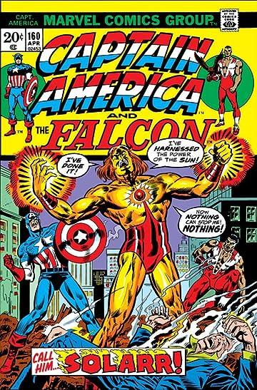 Captain America (1968-1996) #160