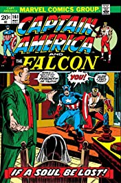 Captain America (1968-1996) #161