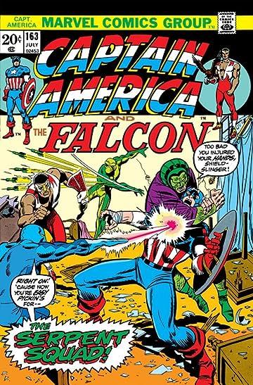 Captain America (1968-1996) #163
