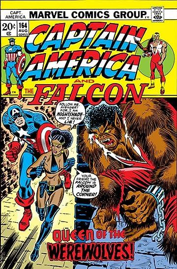 Captain America (1968-1996) #164