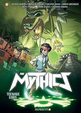 The Mythics Vol. 2: Teenage Gods