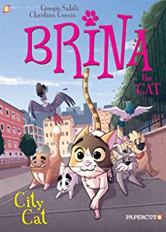 Brina the Cat Vol. 2: City Cat