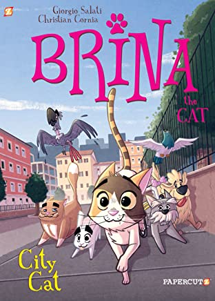 Brina the Cat Tome 2: City Cat