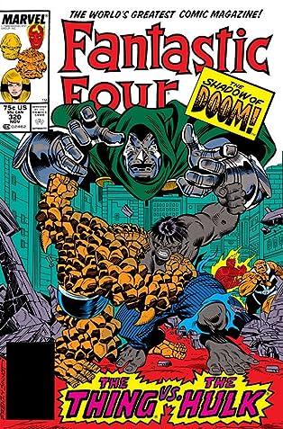 Fantastic Four (1961-1998) #320