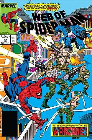Web of Spider-Man (1985-1995) No.44