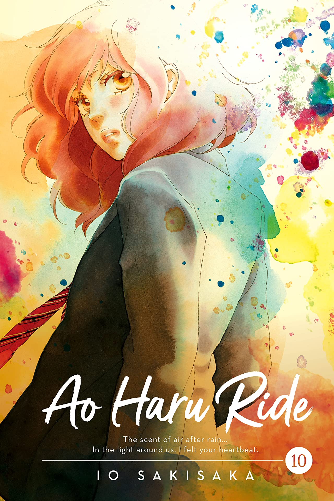 Ao Haru Ride Vol. 10