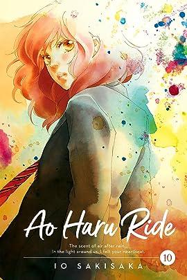 Ao Haru Ride Vol. 10