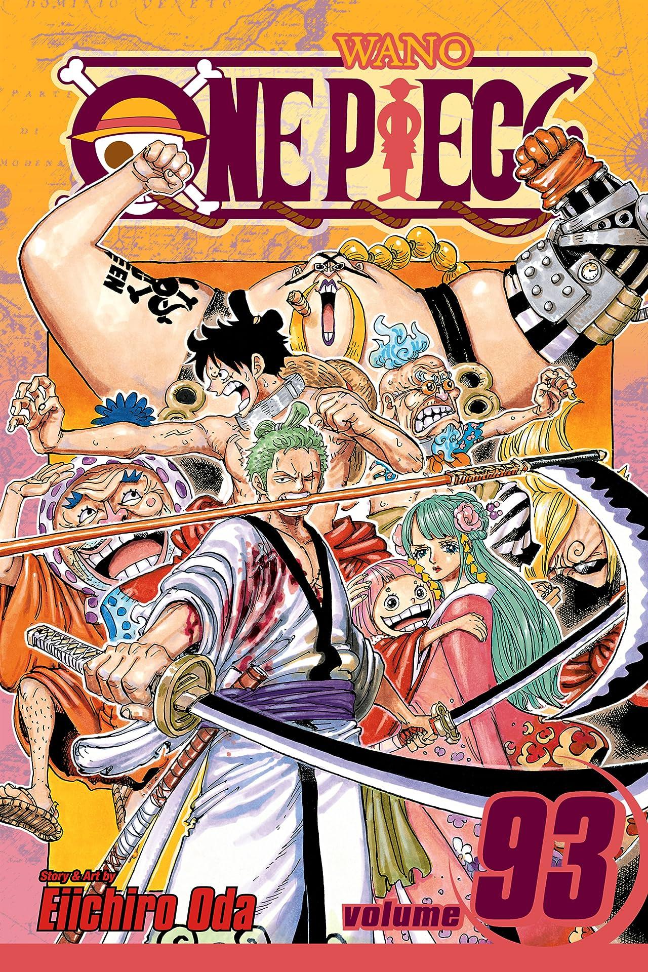 One Piece Vol. 93: The Star Of Ebisu