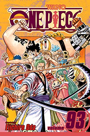 One Piece Vol. 93: The Star Of Ebisu