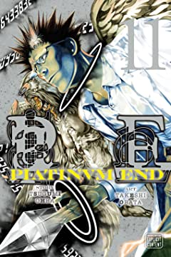 Platinum End Vol. 11