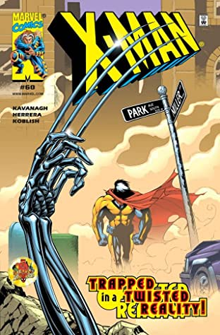 X-Man (1995-2001) #60