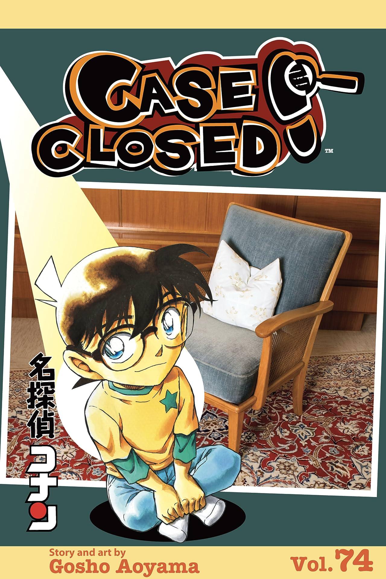 Case Closed Vol. 74: An Eye For An Eye