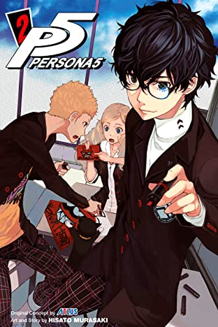 Persona 5 Vol. 2