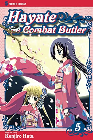 Hayate the Combat Butler Vol. 5