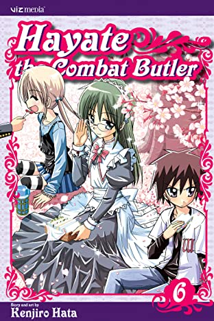 Hayate the Combat Butler Vol. 6