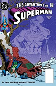 Adventures of Superman (1986-2006) #474