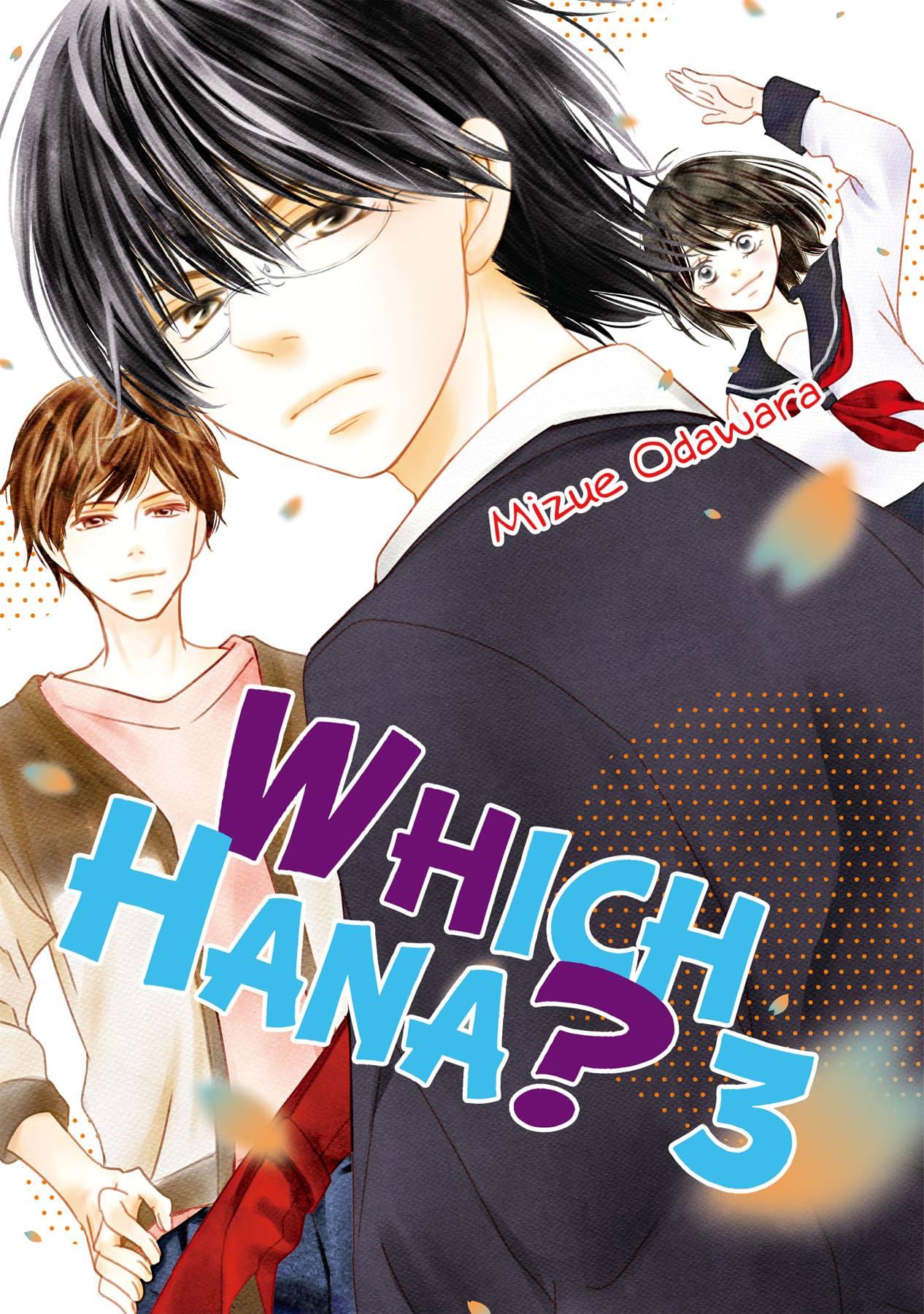 Which Hana? Vol. 3