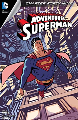 Adventures of Superman (2013-2014) #49