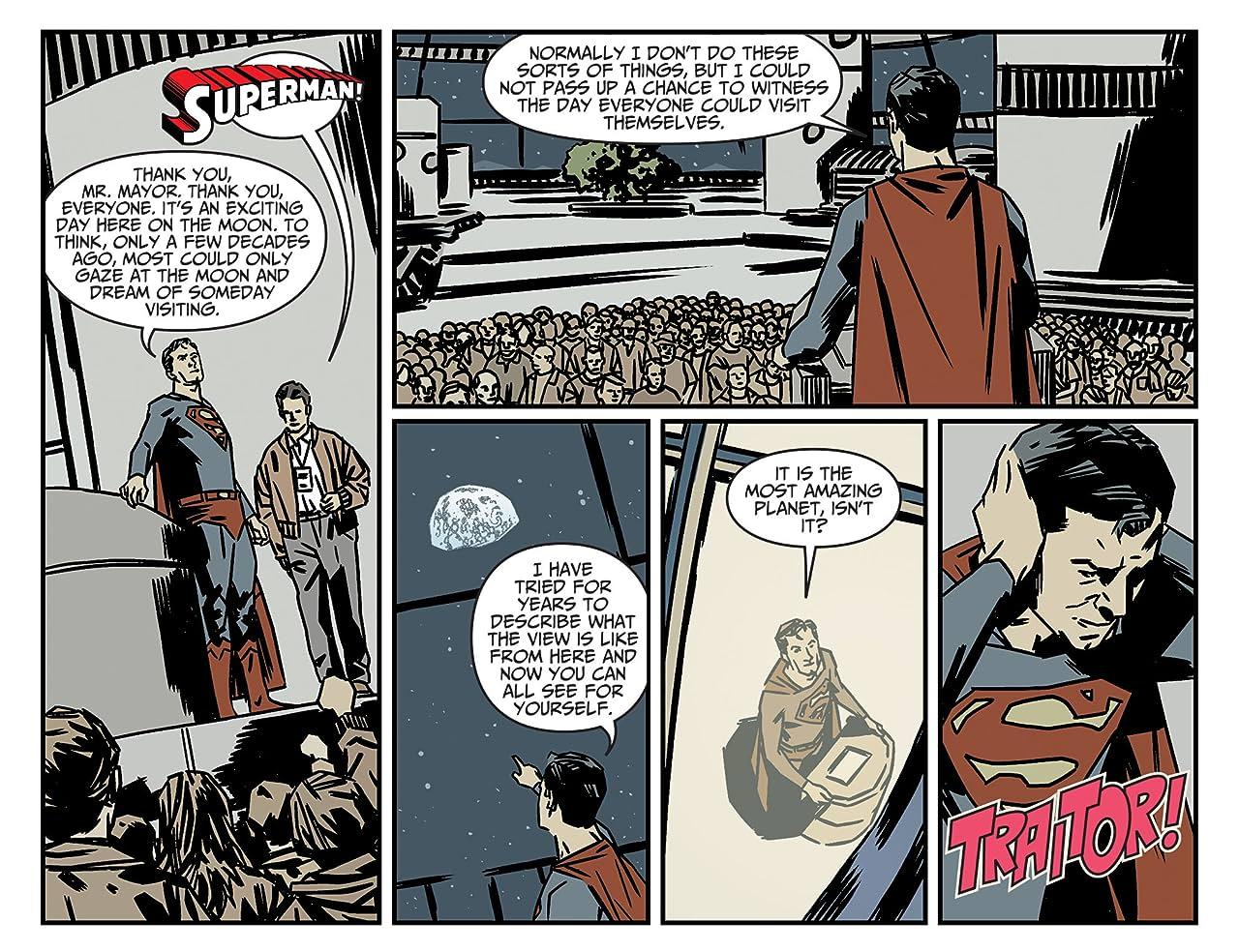 Adventures of Superman (2013-2014) #49