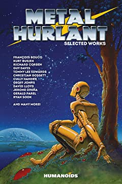 Metal Hurlant: Selected Works