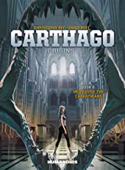 Carthago Vol. 6: Heiress of the Carpathains