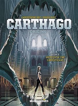 Carthago Vol. 6: Heiress of the Carpathains