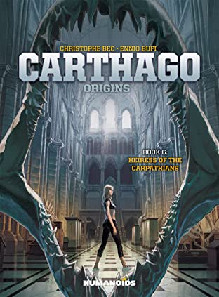 Carthago Tome 6: Heiress of the Carpathains