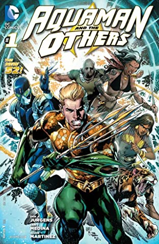 Aquaman and the Others No.1