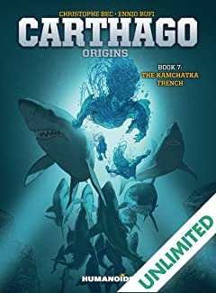 Carthago Vol. 7: The Kamchatka Trench