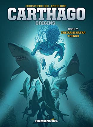 Carthago Tome 7: The Kamchatka Trench