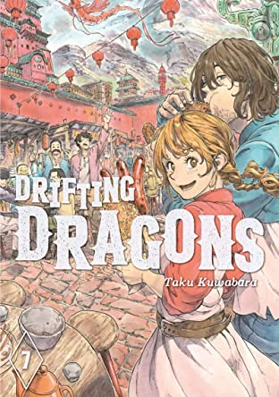 Drifting Dragons Tome 7