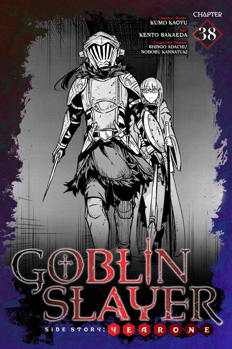 Goblin Slayer Side Story: Year One #38