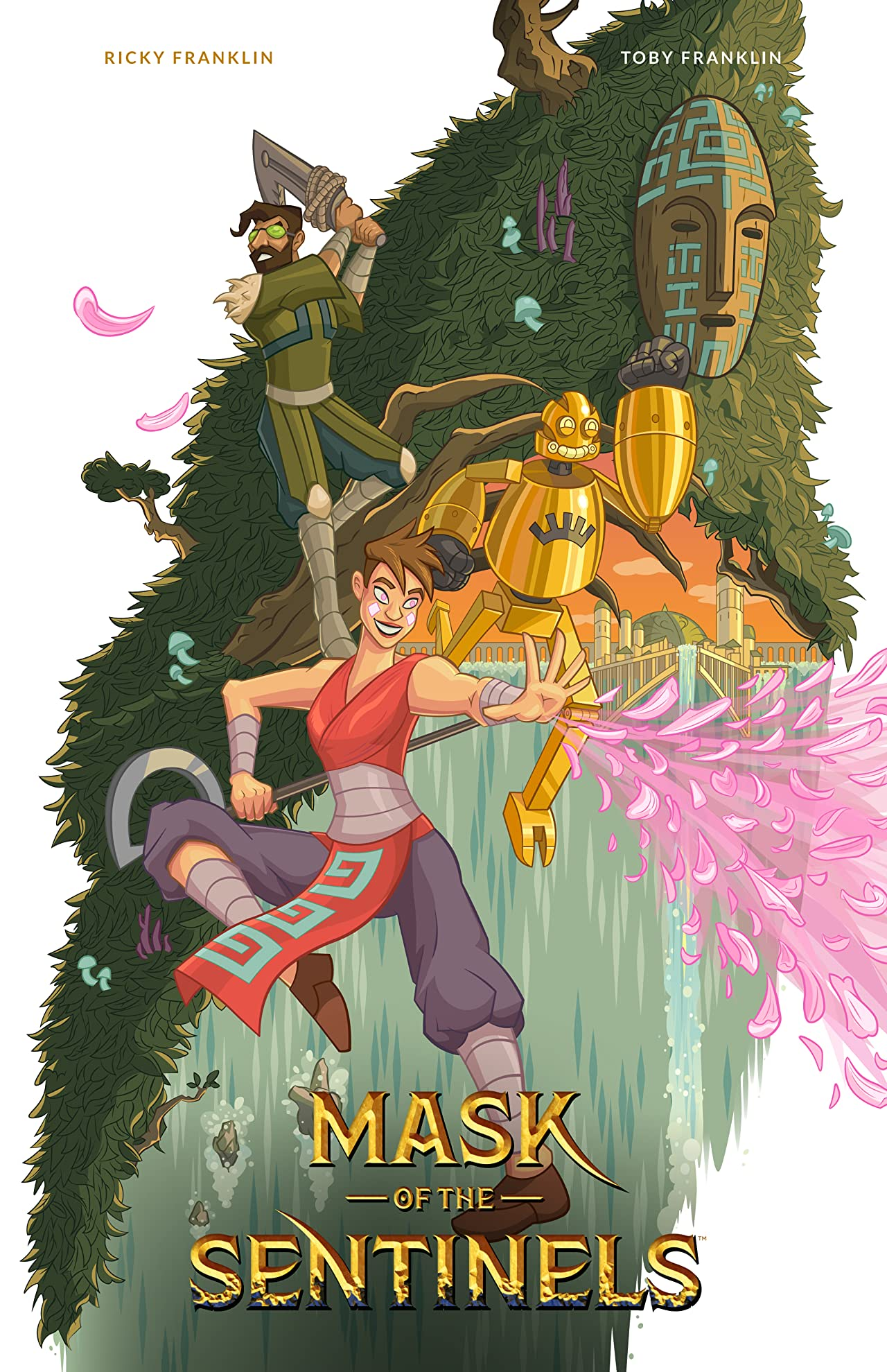 Mask of the Sentinels