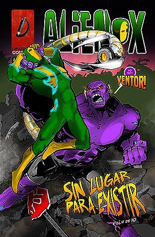Alienox (ESPAÑOL) #4