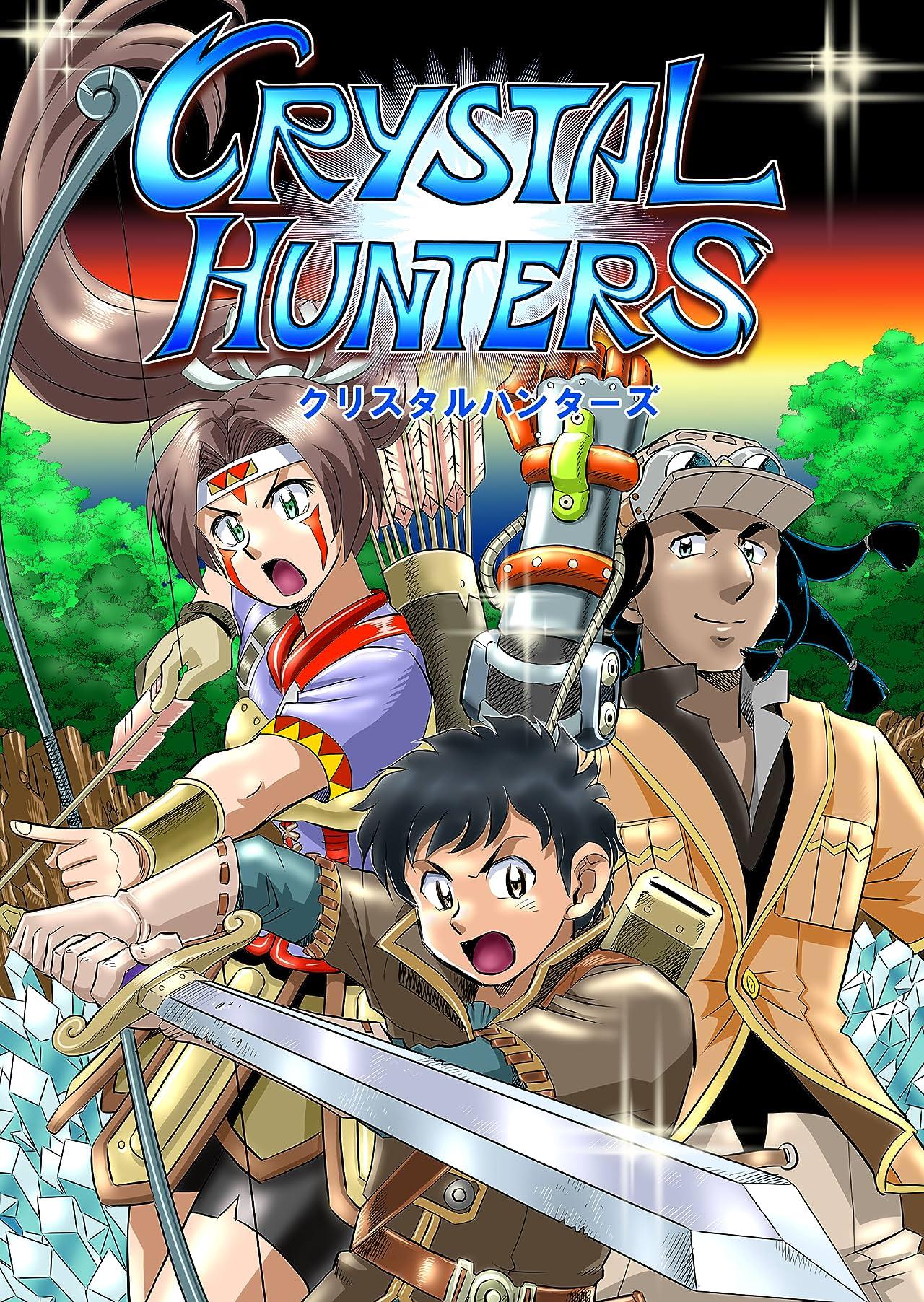 Crystal Hunters (English) #1