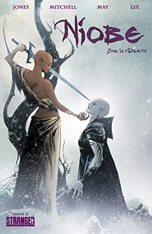 Niobe: She is Death #2