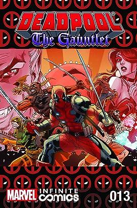 Deadpool: The Gauntlet Infinite Comic #13