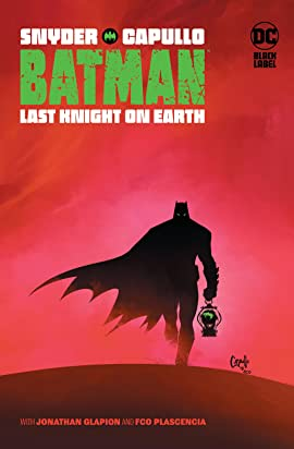 Batman: Last Knight on Earth (2019)
