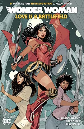 Wonder Woman (2016-) Vol. 2: Love is a Battlefield