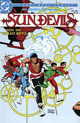 Sun Devils (1984-1985) #10