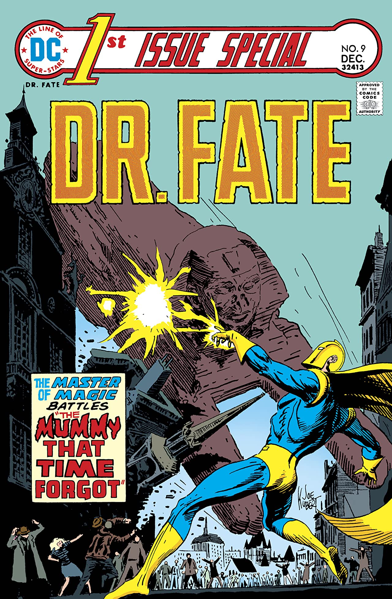 1st Issue Special (1975-1976) #9