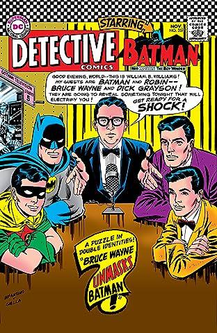 Detective Comics (1937-2011) #357