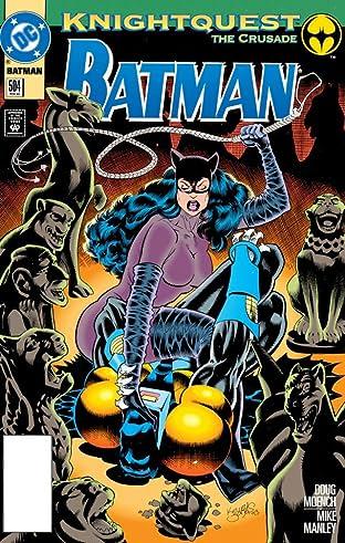 Batman (1940-2011) #504