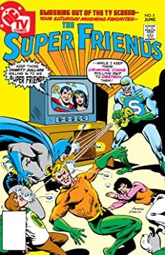 Super Friends (1976-1981) #5