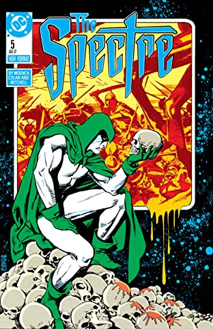 The Spectre (1987-1989) #5