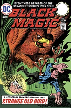 Black Magic (1973-1975) #5
