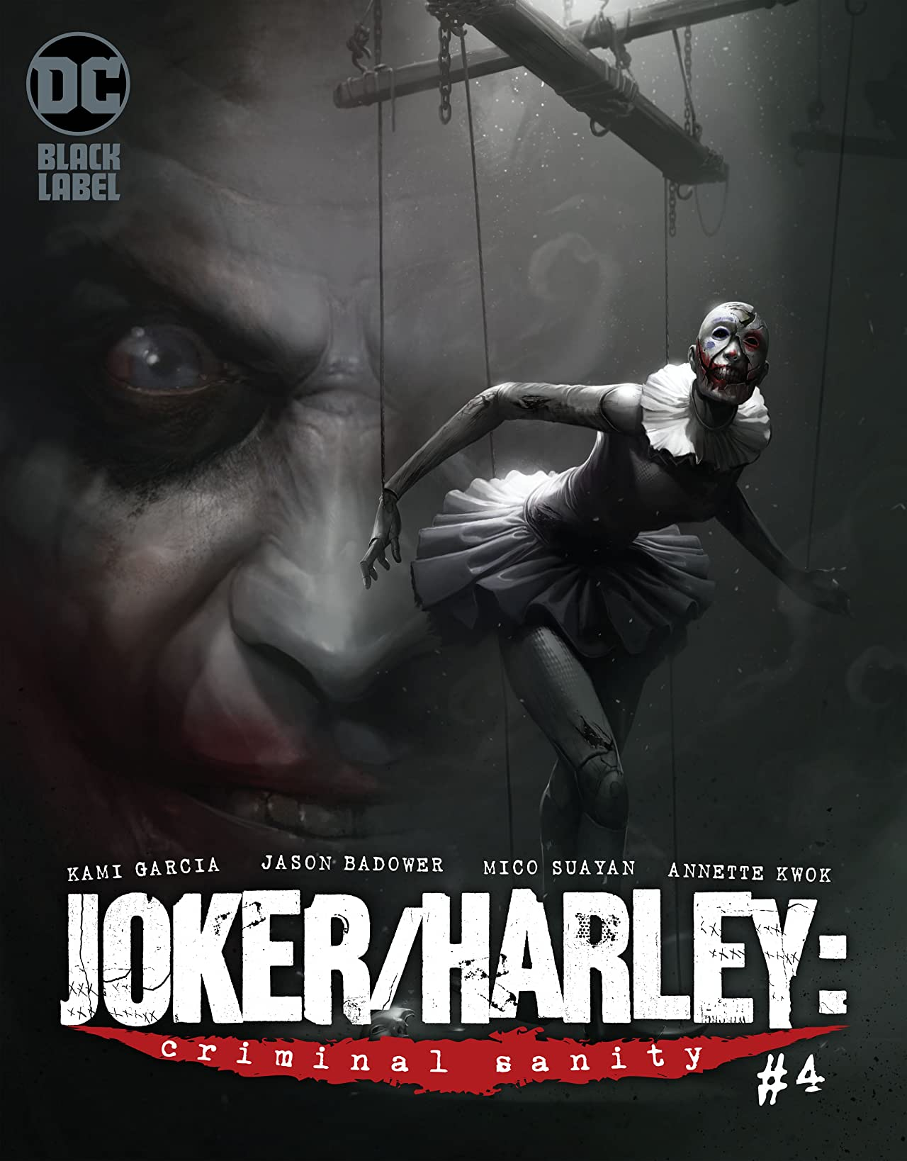 Joker/Harley: Criminal Sanity (2019-) No.4